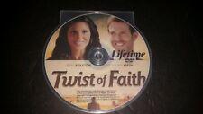 Twist Of Faith 2013 Lifetime Drama Romance Television Movie Dvd Rare Brand New