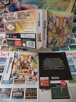 Nintendo DS:Dragon Ball Z - Supersonic Warriors 2 [TOP & 1ERE EDITION] Fr