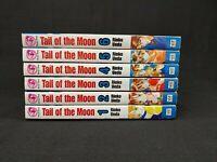 Shojo Beat Tail Of The Moon Manga Vol 1-6 English by Rinko Ueda