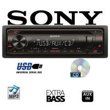 Sony CDX-G1301U - CD/MP3/USB Autoradio 4x55Watt Radio 12V PKW AUTO