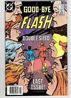 Flash #350 Canadian Newsstand Price Variant Rare Last Issue Reverse Flash