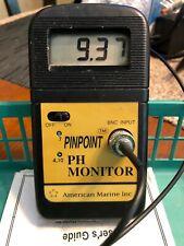 American Marine Pinpoint pH Monitor