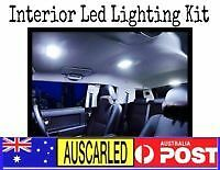 Ford Transit 2006 bright White LED Interior Light globe bulb upgrade Kit