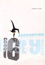 Accounting: An Introduction to Principles and Practice 6e By Edward A. Clarke