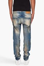 DIESEL BLACK GOLD Superbia Jeans W30 100% AUTENTICO