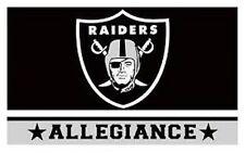 Los Angeles Raiders Flag 3x5FT Large