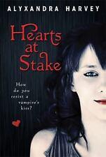 Hearts at Stake (Drake Chronicles, Book 1) - LikeNew - Harvey, Alyxandra - Paper