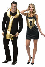 ADULT COUPLES KEY TO MY HEART HALLOWEEN COSTUME GC6342