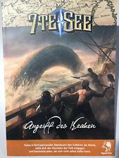 7te See Grundregelwerk *limitierte Ausgabe* deutsche Version Hardcover