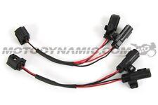 2-Wire Rear Turn Signal Splitter Harness Y-Adapter 2015-2018 Yamaha R1 FZ-10