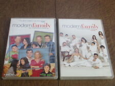 Modern Family Season 1 and 2 Complete  dvd sets