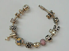 MIXED BAG CHOICE of AUTHENTIC Pre-Owned PANDORA CHARMS. Most Retired