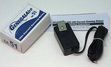 GA51 120 Volt GeneralAire Current Sensing Relay for Apriliaire & Duct Fans # 51