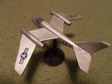 Built 1/144: American GRUMMAN Prototype Jet Fighter Aircraft USAF