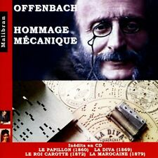 Jacques OFFENBACH / Hommage Mecanique / (2 CD) / NEUF