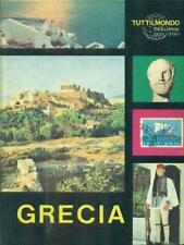 GRECIA  LUGANI - MERCATALI ARISTEA 1966 TUTTILMONDO. ENCICLOPEDIA DEGLI STATI