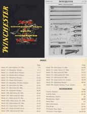Winchester 1954 Component Parts Catalog
