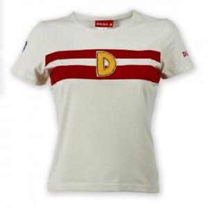Ducati D-Stripe Woman Donna T-Shirt White Medium 986939054