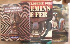 RITES ET COUTUMES DANS L'ART AFRICAIN  AURORE EDITIONS D'ART 1989