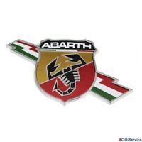 735495888 Sigla Logo Originale Laterale Abarth 500 595 Grande Punto Punto EVO