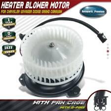 A/C Heater Blower Motor w/Wheel for Dodge Caravan Chrysler Town & Country 700070