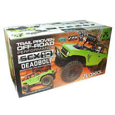 Axial SCX10 Deadbolt 1:10 4WD EP Rock Crawler RTR RC Cars Off Road #AX90044