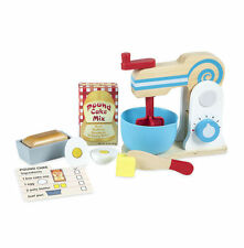 Bake-a-cake Wooden Mixer Set - Brand New. Unique Gift!