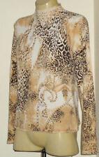 Unbranded Nylon 3/4 Sleeve Tops & Blouses for Women