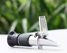Reef HD Portable Salinity Refractometer with Temp Compensation marine reef tank
