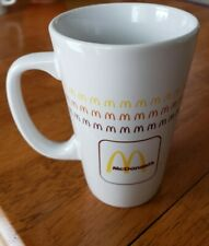 McDonald´s Coffee Cup Mug Golden Arches Group II Communications EUC Collectible