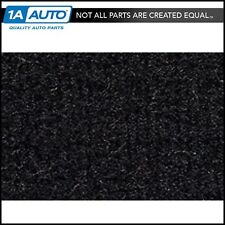 1974-76 Plymouth Scamp 2 Door 801-Black Carpet for Automatic Transmission