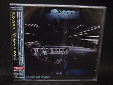 AXXION Back In Time + 2 JAPAN CD Skull Fist Thor Phantom Cauldron Carpadium