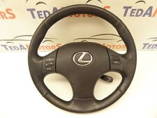 LEXUS IS220 '05-10 STEERING WHEEL WITH AIRBAG