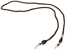 NEW BROWN NECK CORD STRAP LANYARD FOR GLASSES OR SUNGLASSES