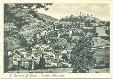 S.LORENZO AL FIUME - FIASTRA (MACERATA) 1952