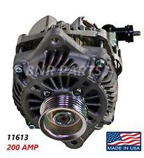 200 AMP 11613 Alternator fits Subaru Impreza WRX Forester High Performance HD