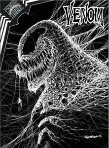VENOM #33 GLEASON WEB VARIANT EXCLUSIVE LOW PRINT RUN
