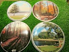 new set of 4 full color Discraft Buzzz fundraiser golf discs The Belch'n Turkey