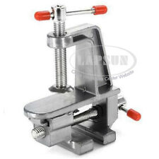 35mm Mini Alloy Aluminium Light Table Bench Vise Clamp Gadget Wood Jewelry Tool