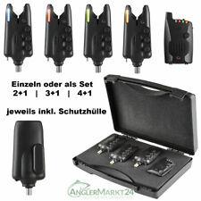 JRC Radar CX Alarm Funkbissanzeiger 2+1   3+1   4+1 Set Bissanzeiger Receiver