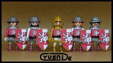 Playmobil Kreuzritter (15) Medieval Crusader Custom Knight Ritter