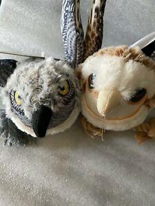 Owl Dog Puppy Realistic Toy