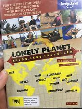 Lonely Planet - Roads Less Travelled Season 1 NEW/sealed region 4 DVD (travel)