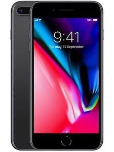 "Apple iPhone8+ 8 plus 128gb NTC 5.5"" Space Gray Latest Smartphone Cod Agsbeagle"