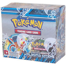 Pokemon Cards - BW PLASMA STORM - Booster Box (36 Packs) - New Factory Sealed