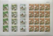 China 2004-27 Famous Pavilions China architecture stamps full sheet