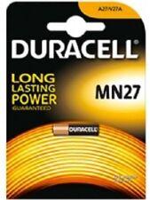 1 Piles jetables alcalins Duracell pour équipement audio et vidéo