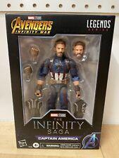 Marvel Legends The Infinity Saga Captain America Exclusive Figure NEW