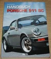 Reparaturanleitung Porsche 911 SC G-Modell Coupe, Targa + Cabrio 1978 - 1983