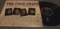 "The Four Preps ""Songs For a Campus Party"" CAPITOL LP"